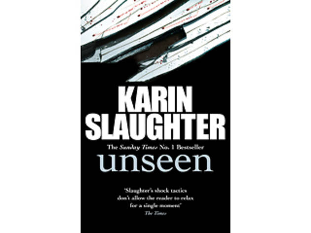 'Unseen' by Karin Slaughter