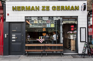 Herman Ze German (Rob Greig Time Out)