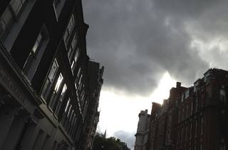 The Thin Veil of London