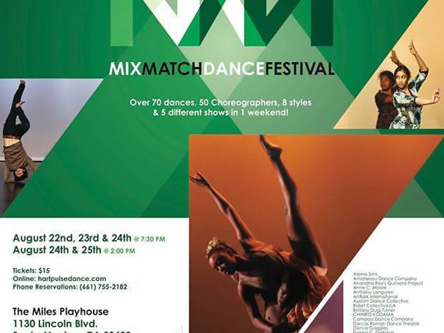 7th Annual MixMatch Dance Festival