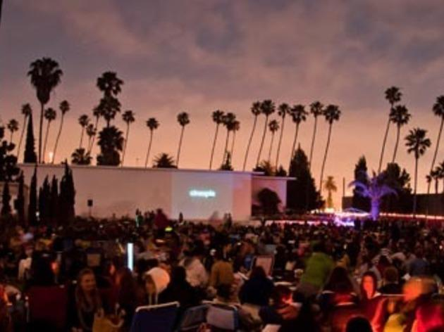 Best outdoor screening series we wish lasted all year: Cinespia at the Hollywood Forever Cemetery