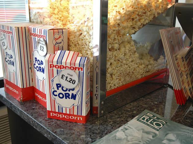 Popcorn, Rio, Cinema, Film