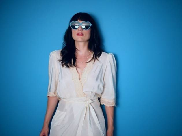 Cristina Black release show