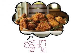Ad Hoc's Famous Fried Chicken Night