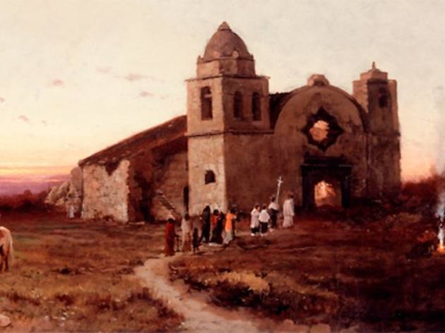 JUNIPERO SERRA AND THE CALIFORNIA MISSIONS