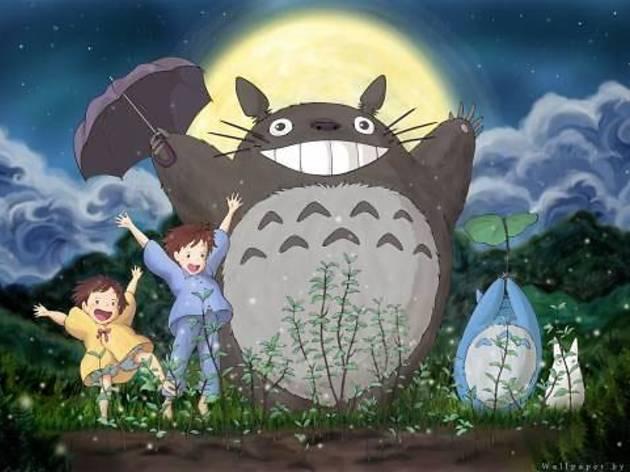 El meu veí Totoro