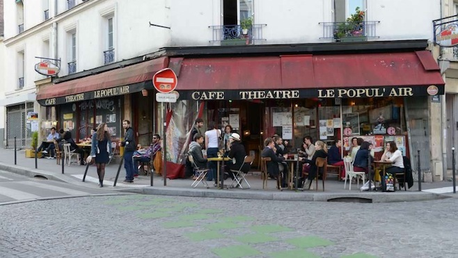 Café-théâtre Popul'air