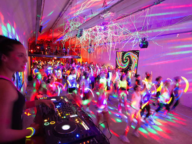 Fitness Freak Pop Up Rave Things To Do In London