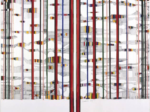 Ibrahim El-Salahi ('The Tree', 2003 )