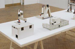 Jockum Nordström (Installation view at Camden Arts Centre)