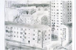 Jockum Nordström ('View from the Studio', 1995)