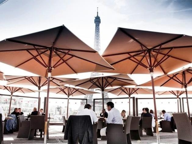 The 12 sexiest Paris restaurants with a view