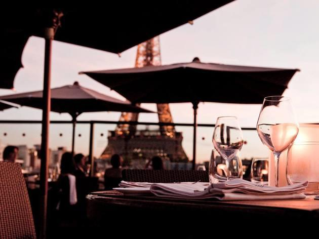 Paris – Restaurants with a view – Time Out