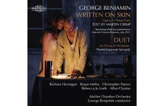 George Benjamin, Written on Skin