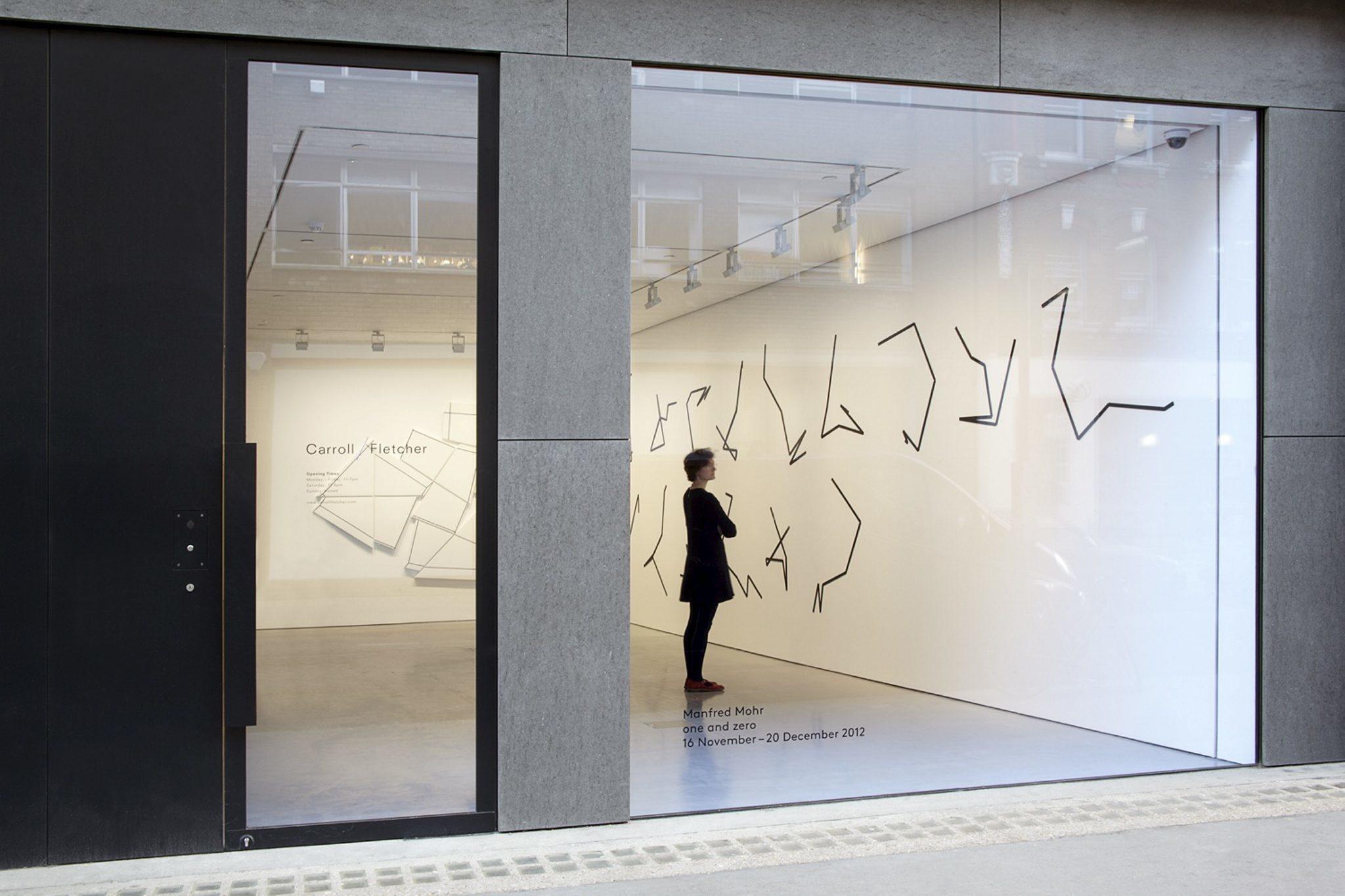 Visit Caroll/Fletcher Gallery