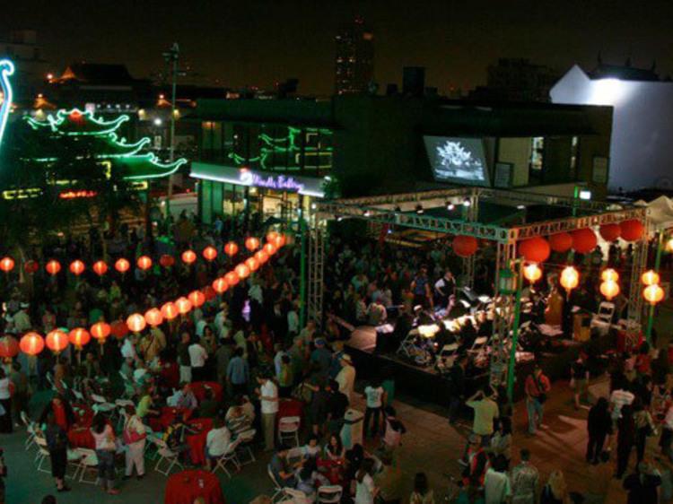 Chinatown Central Plaza (Hub)