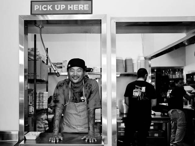 Chef screening with Roy Choi
