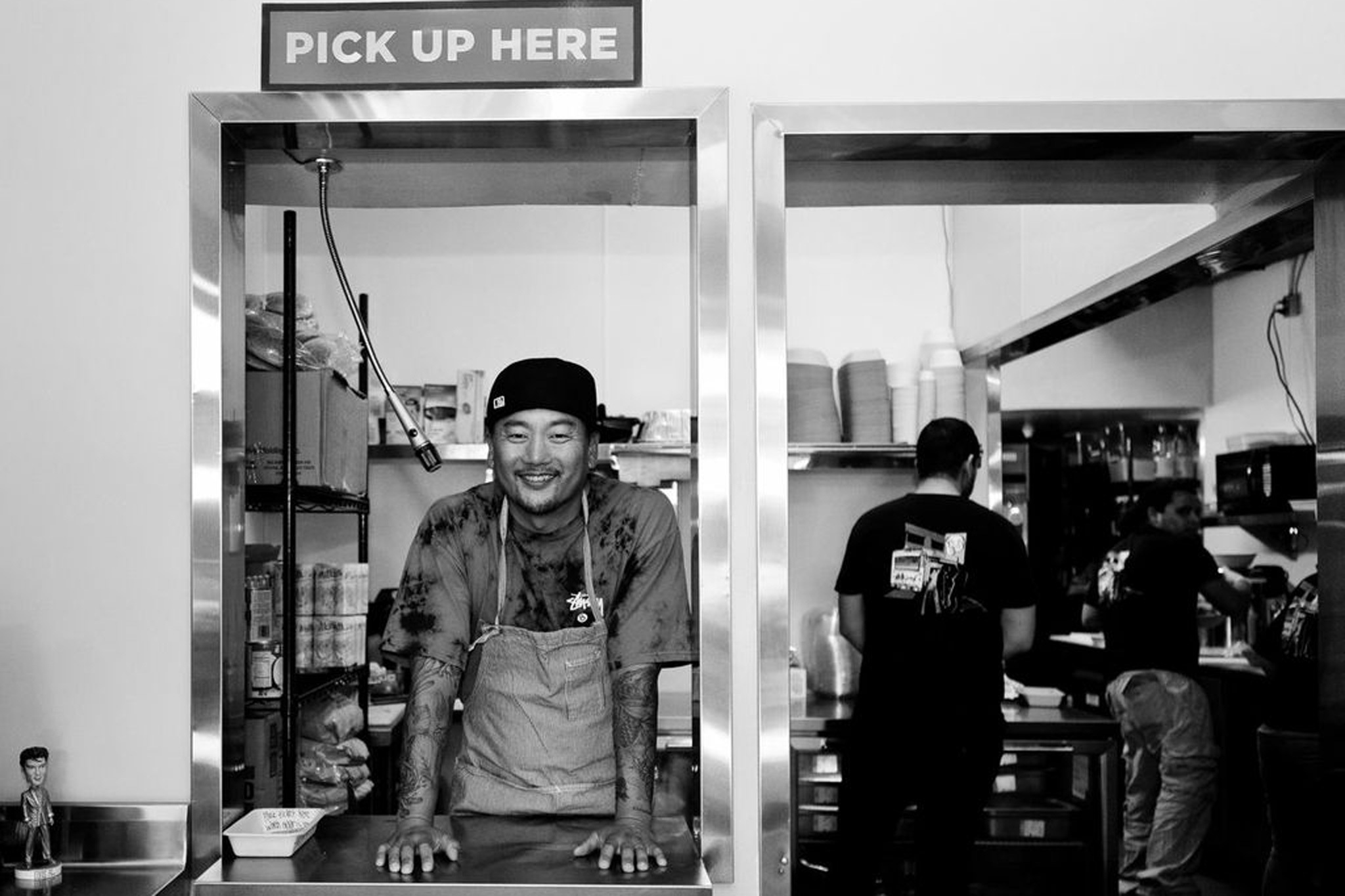 Time Out with Kogi's Roy Choi