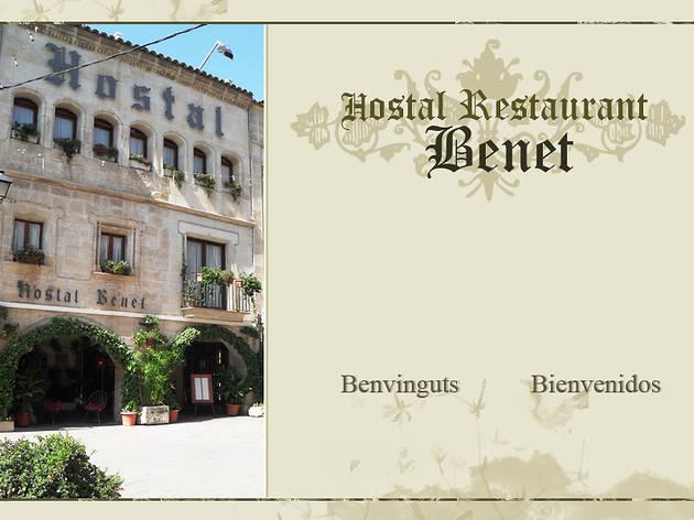 Hostal Benet