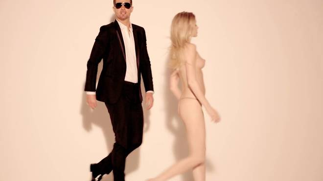 blurred lines nude version