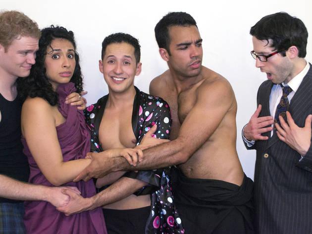 Our Kiki: A Gay Farce
