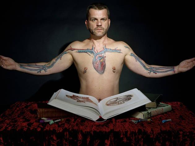 The Anatomical Man, 2009