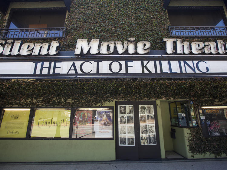 The Silent Movie Theatre