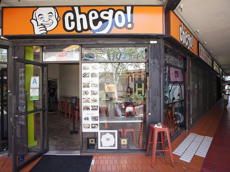 Chego
