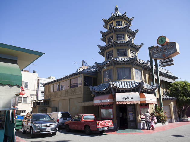 Check out Chinatown