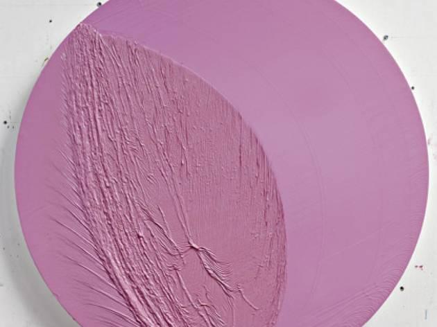 Alexis Harding ('Lunar Profile (pink)')