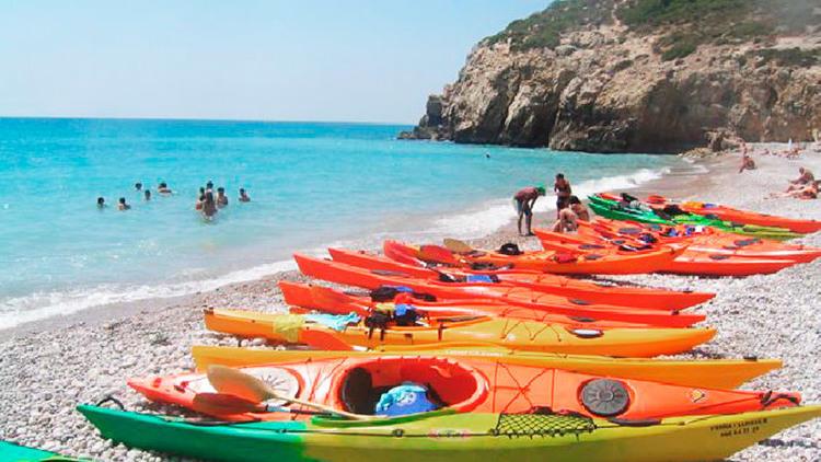 Kayak Canoes Garraf