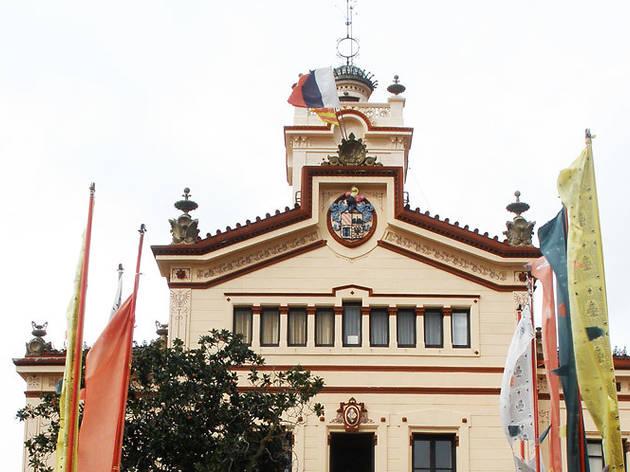 Museu Monjos Budistes Sakya Tashi Ling