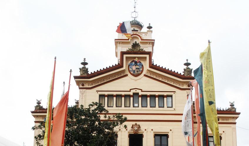 Palau Novella Budisme