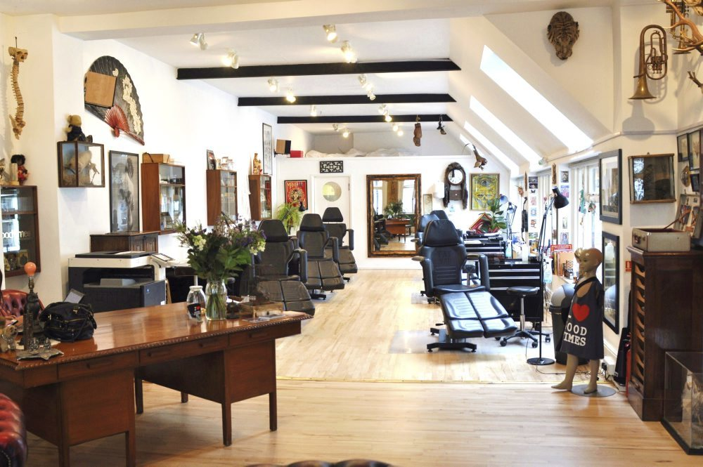 Best tattoo studios and parlours in london 13 ace places for Tattoo shops in london