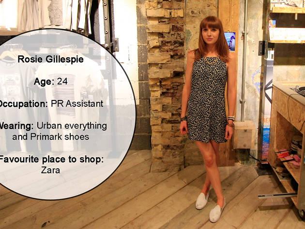 Rosie Gillespie
