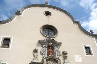 Església Sant Boi de Lluçanès