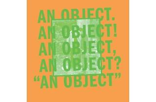No Age – An Object