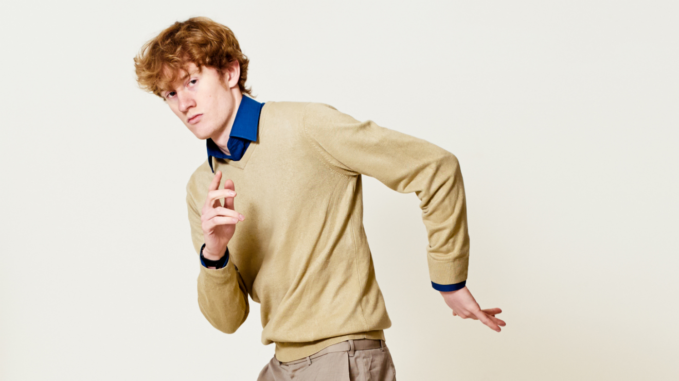 James Acaster – Lawnmower