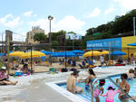 Brooklyn Bridge Park's Pop-Up Pool