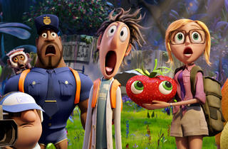 Cloudy With a Chance of Meatballs 2: movie review