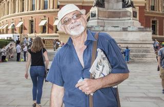 Albert Storace ( 69, music journalist from Malta)