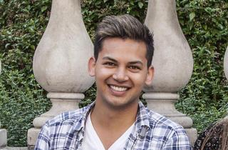 Jonathan Wing (27, student at LSE)