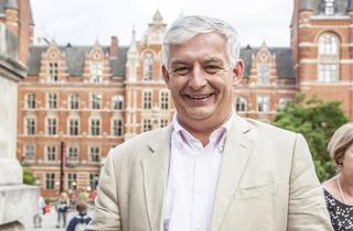 Roger Wright (56, Director of the BBC Proms since 2007 and Controller of BBC Radio 3)