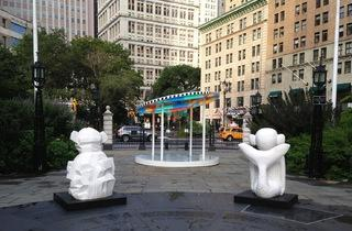 The Public Art Fund at City Hall Park