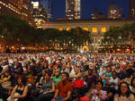 The HBO–Bryant Park Summer Film Festival