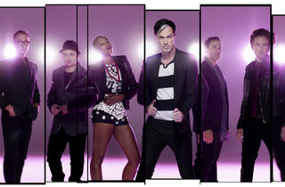 Fitz and the Tantrums + Big Data