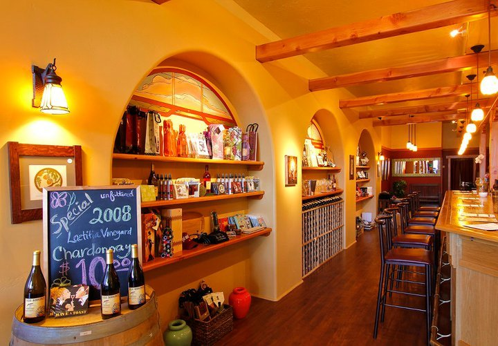 For local wine tasting: Casa Barranca Tasting Room