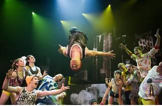 cirque eloize, ID