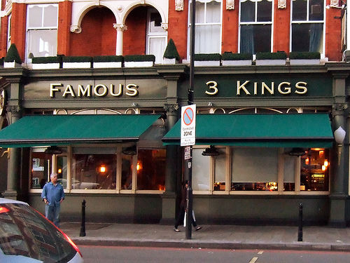 Famous Three Kings