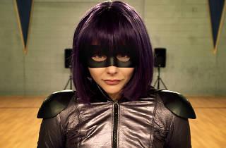Chloë Moretz, Kick-Ass 2